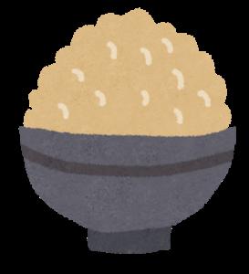玄米 菜食 マクロビオティック
