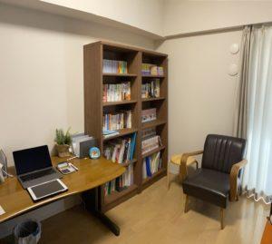 書斎3 大塚家具 本棚